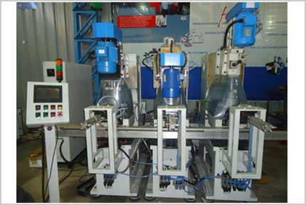 Drilling, Milling, Reaming SPM