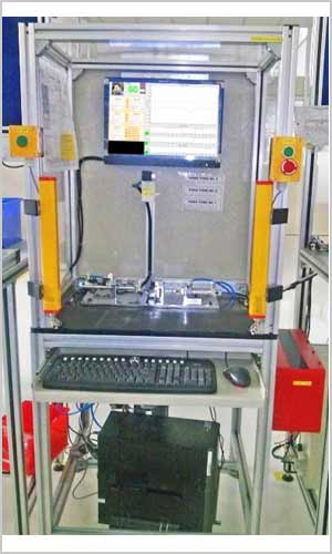 Ignition Switch Torque Testing Systems